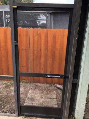 Screen Door Repair Winter Park